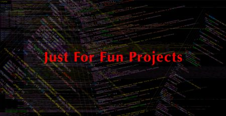 just for fun projects